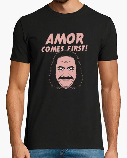 Camiseta amor es lo primero