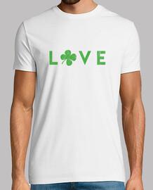 amor irlandés