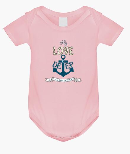 Ropa infantil Amor marinero