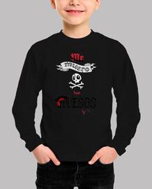 Amor pirata Camiseta Niños Manga Corta