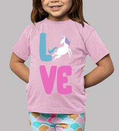 amor unicornio
