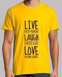 amor viva de la risa / presupuesto / fe