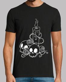 Amor y muerte - Camiseta chico