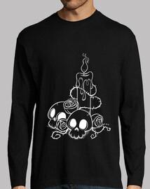 Amor y muerte - Camiseta manga larga