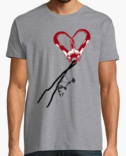 ebd6df8d7bde0a T-shirt amore arrampicata 4 - 1261910 | Tostadora.it