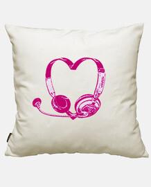 amore della musica (colore rosa)