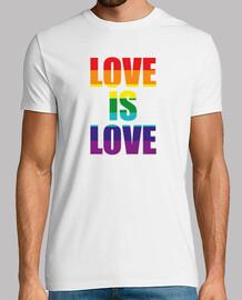 amore è amore lgtb rainbow gay