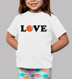 amore per il basket