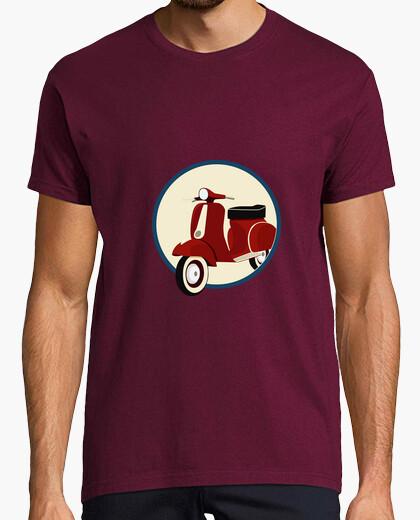 T-shirt amore vespa