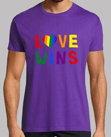 amore vince. gay pride