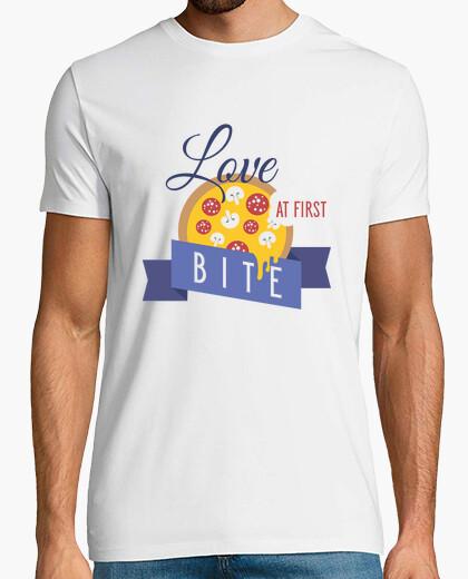 T-shirt amoreee al primo morso