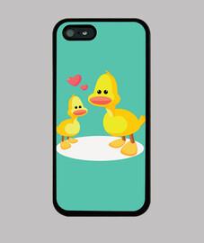 amour canard