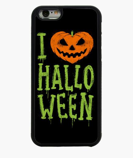 Coque Iphone 6 / 6S amour de halloween