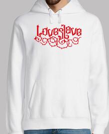 amour esclave - amour esclave (rouge)
