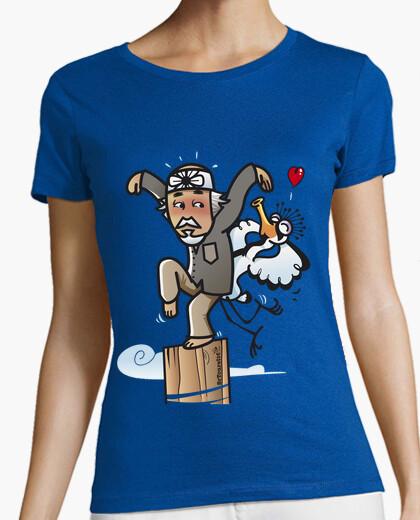 Tee-shirt amour grulla