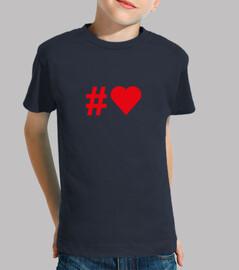 amour hashtag