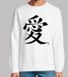 amour japonais noir