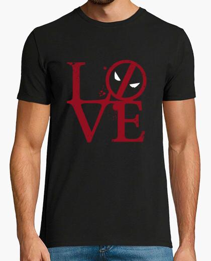 Tee-shirt amour mort
