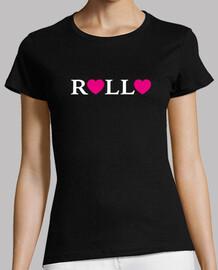 amour rouleau (texte blanc)
