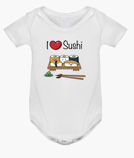 Vêtements enfant amour sushi