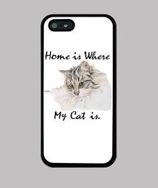 amoureux des chats