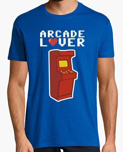 Tee-shirt Amoureux des Machines d'Arcade