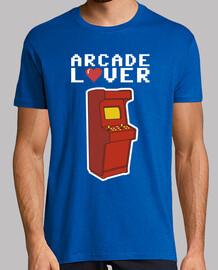 Amoureux des Machines d'Arcade
