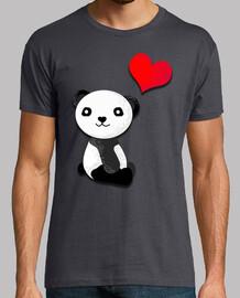 amoureux des pandas