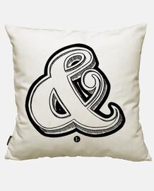 ampersand - black