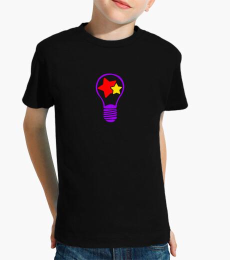 Vêtements enfant ampoule tricolore
