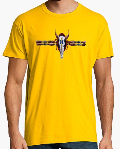 Camiseta Amuleto Indio