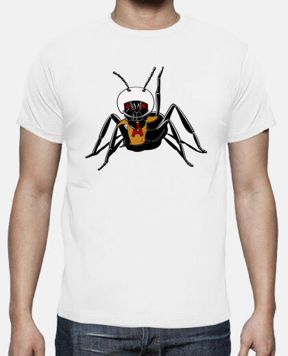 An atomic ant.