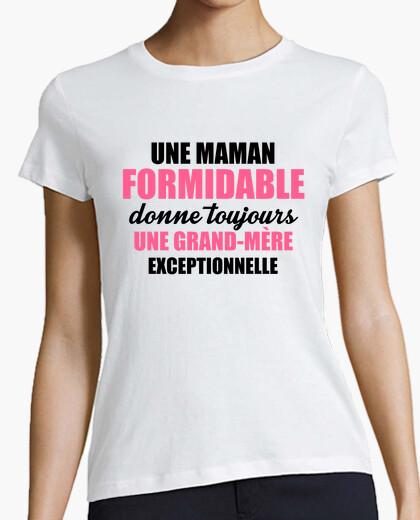 An exceptional grandmother t-shirt