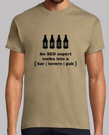An SEO expert walks into a { bar | taver