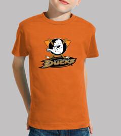 Anaheim Ducks Logo 2 - niño