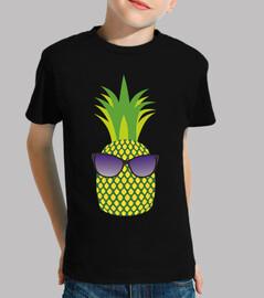 ananas avec lunettes de soleil 2