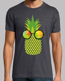 ananas avec lunettes de soleil 3