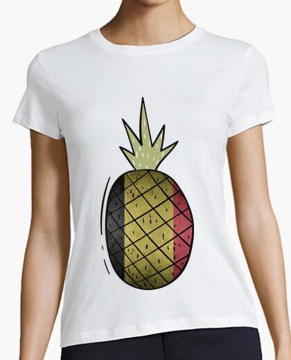 Tee-shirt ananas b and epoque belgique