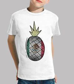 ananas b and epoque mexique