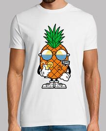 Ananas en vacances