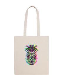 ANANAS POP // Shoulder Bag / Cream