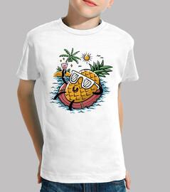 ananas rilassante