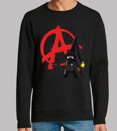 Anarchie Black Bloc Cat