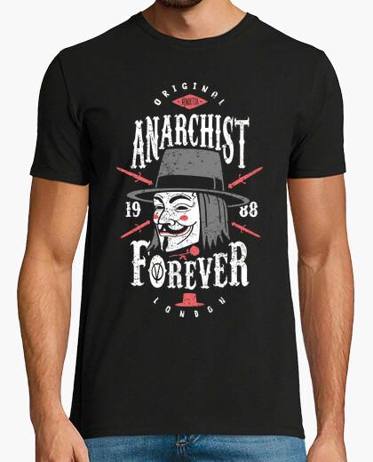 Camiseta Anarchist Forever