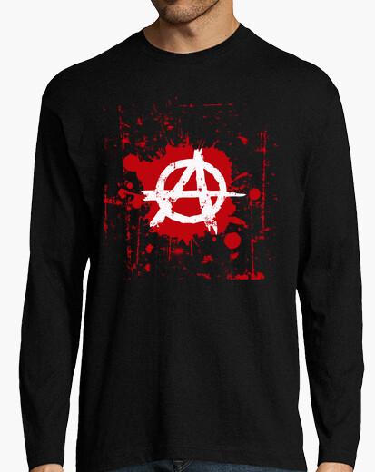 Camiseta anarchy