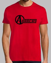 Anarchy - Anarquía