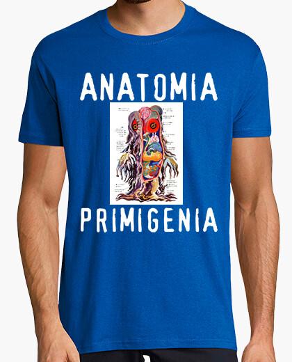 Camiseta Anatomia Primigenia