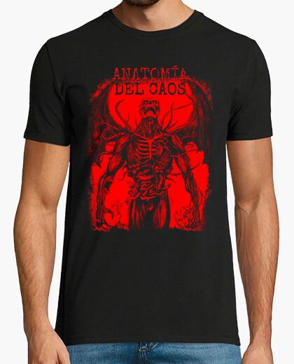 Camiseta ANATOMÍA DEL CAOS
