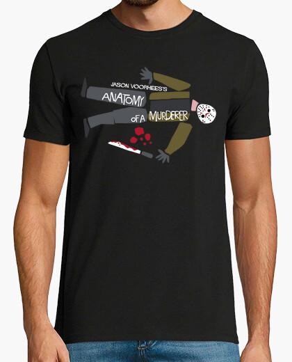 Camiseta Anatomy of Jason