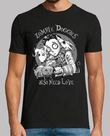anche cagnolini zombie hanno bisogno di amore